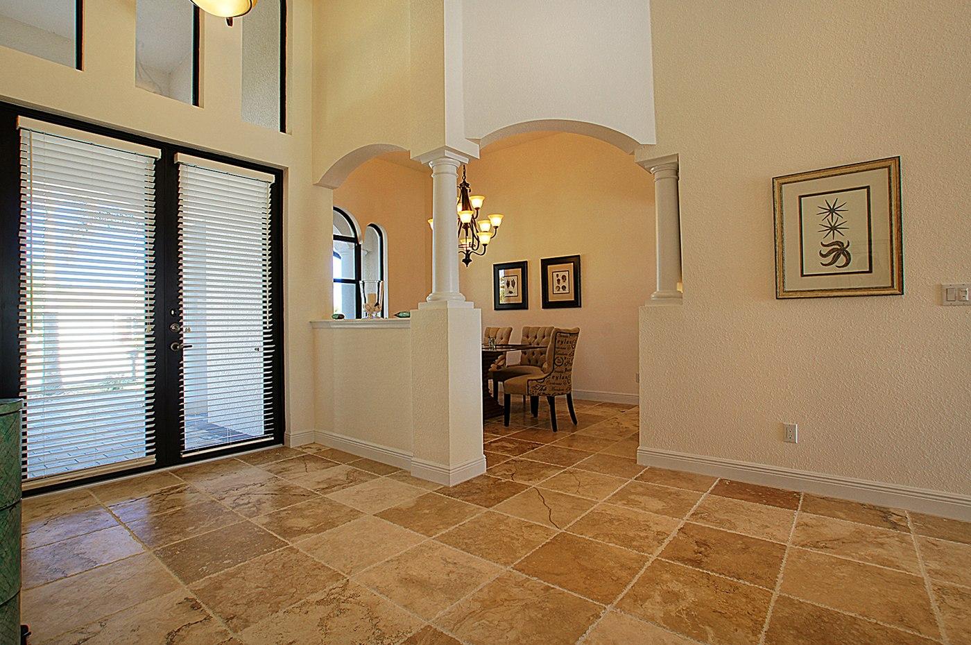 Living Room im Ferienhaus