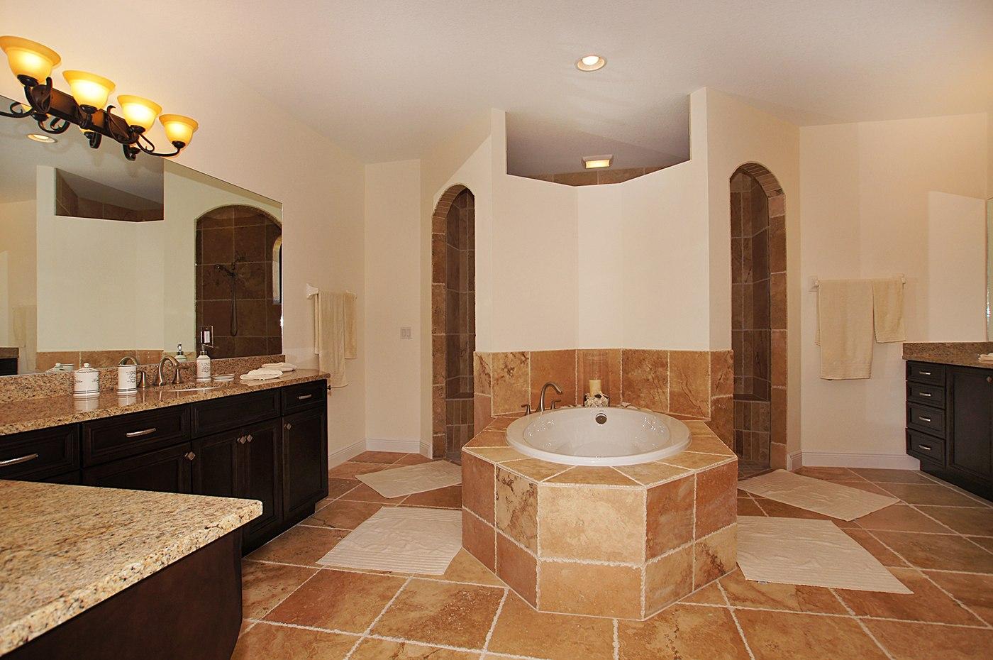 Bathroom in Florida