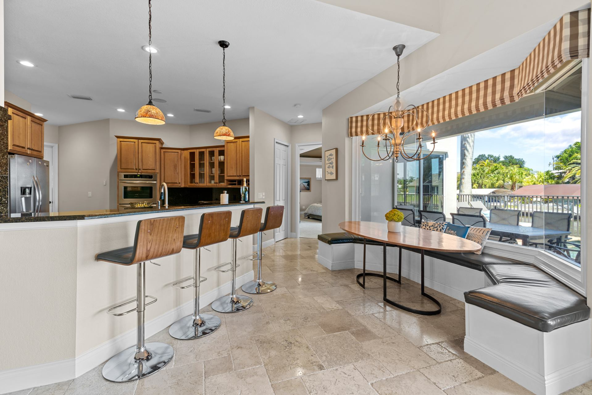 Küche in Florida