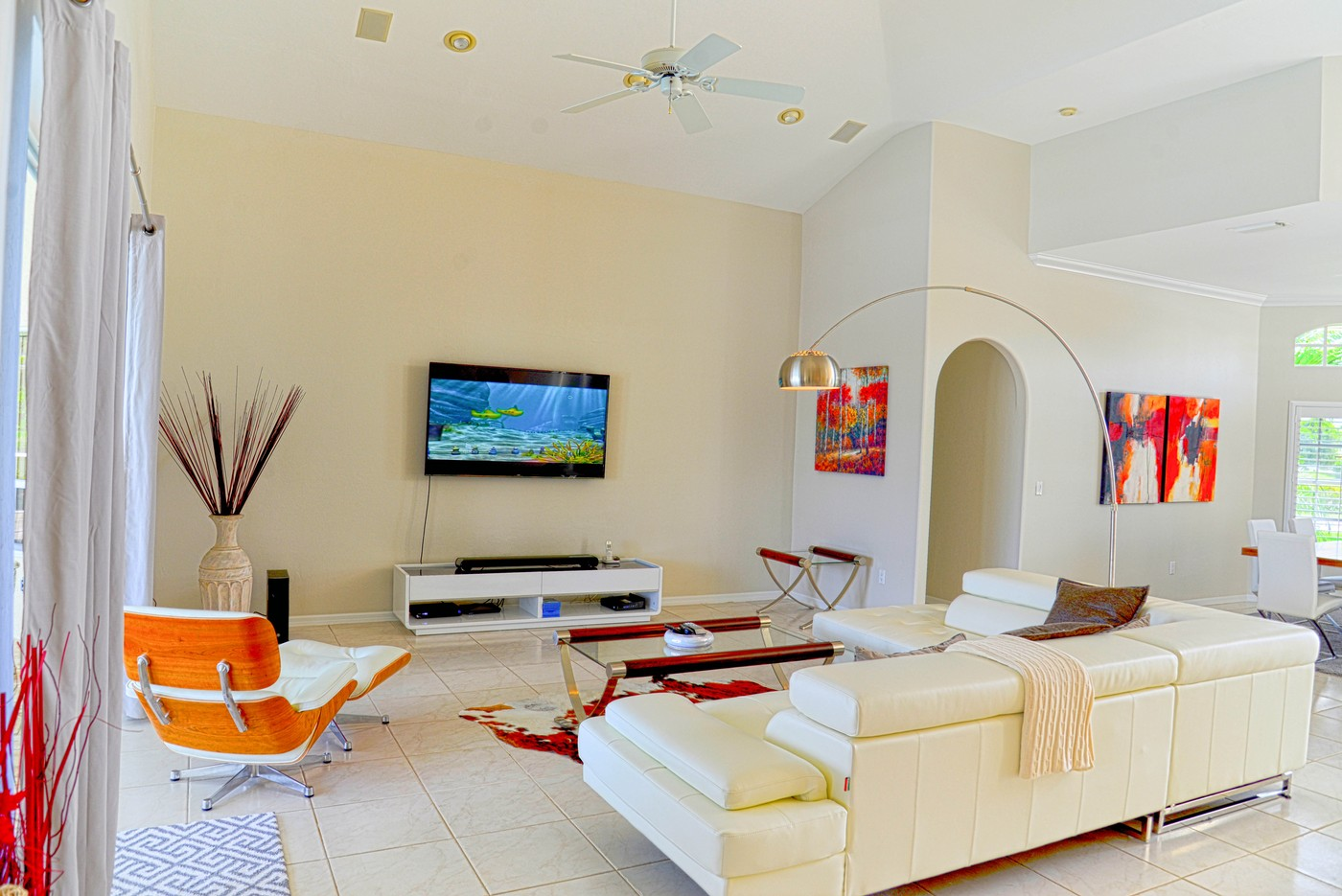 Livingroom in Cape Coral