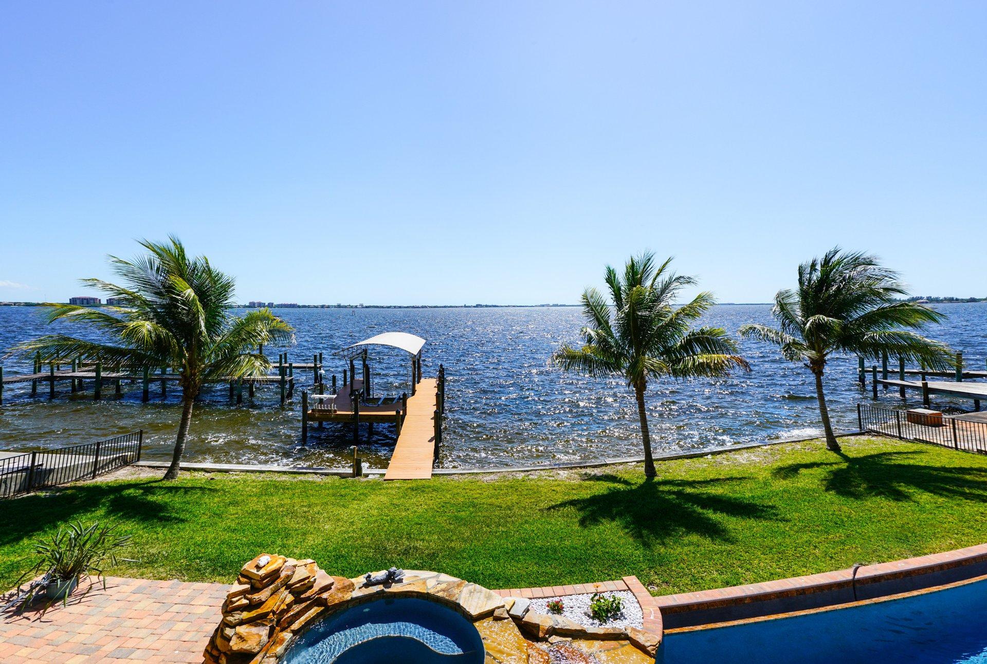 Pool in Florida
