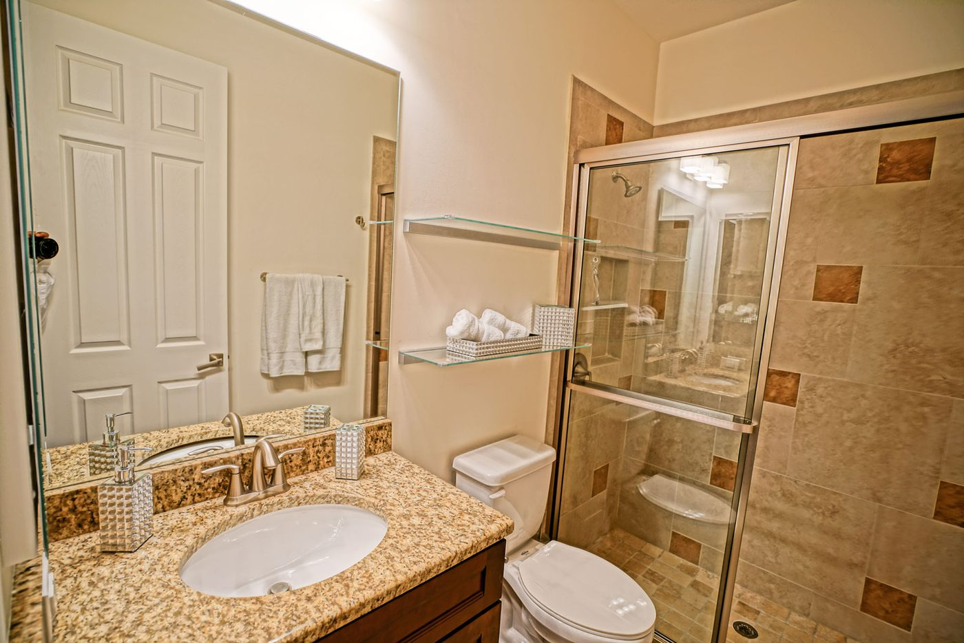 Badezimmer in Cape Coral