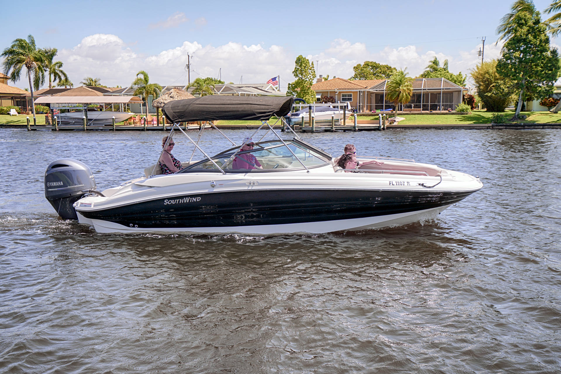 Optional mit 24 Southwind in Florida