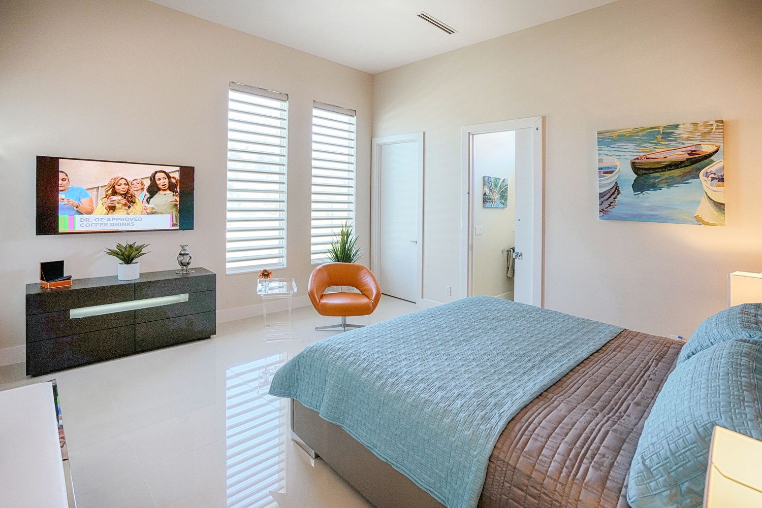 Bedroom in Florida