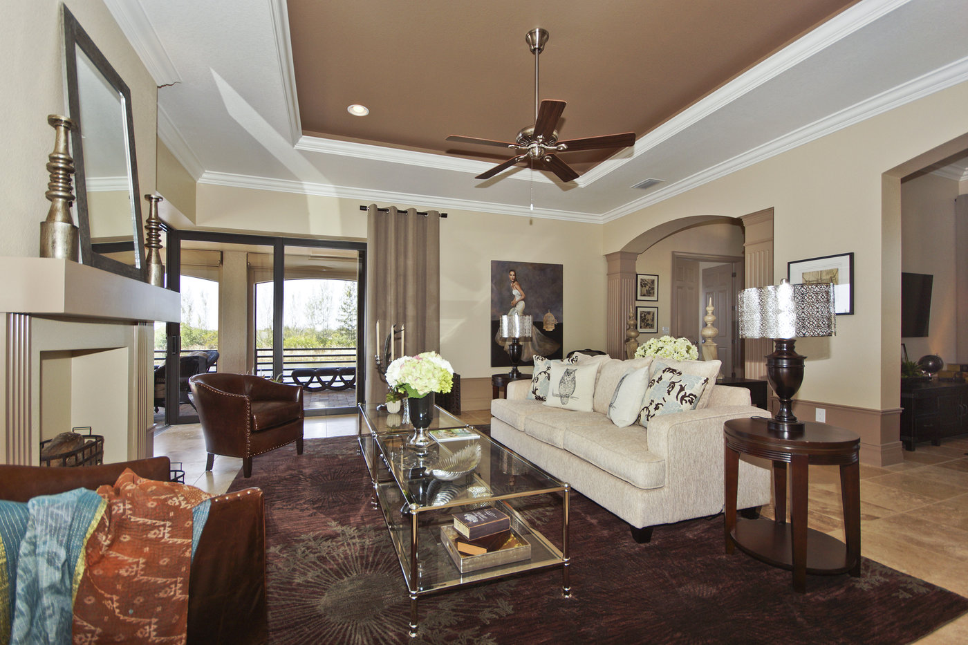 Living Area in Florida