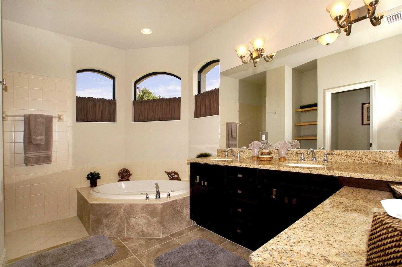 Badezimmer in Florida