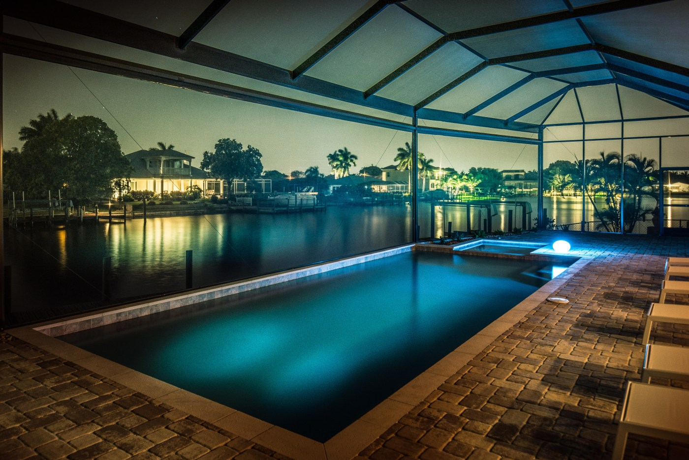 Pool in Florida