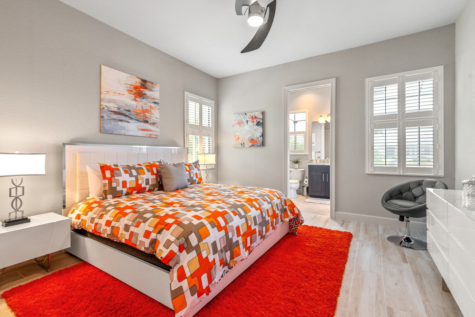 Schlafzimmer in Cape Coral