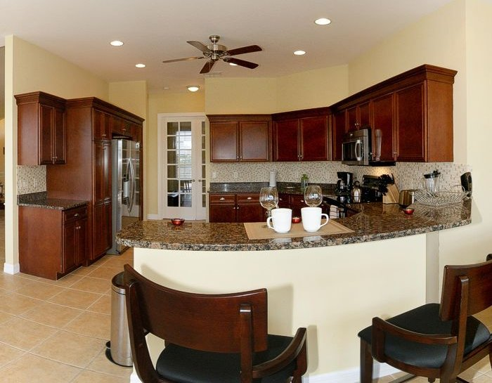 Kitchen in Florida
