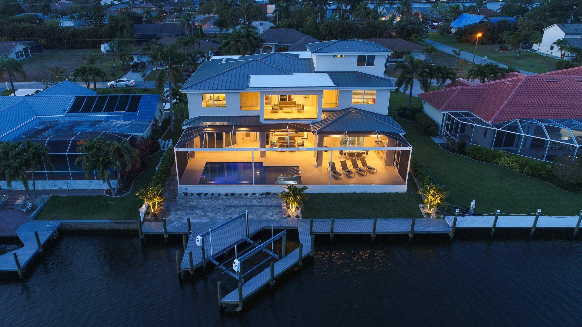 Villa Transformer New Vacation Villa In Florida