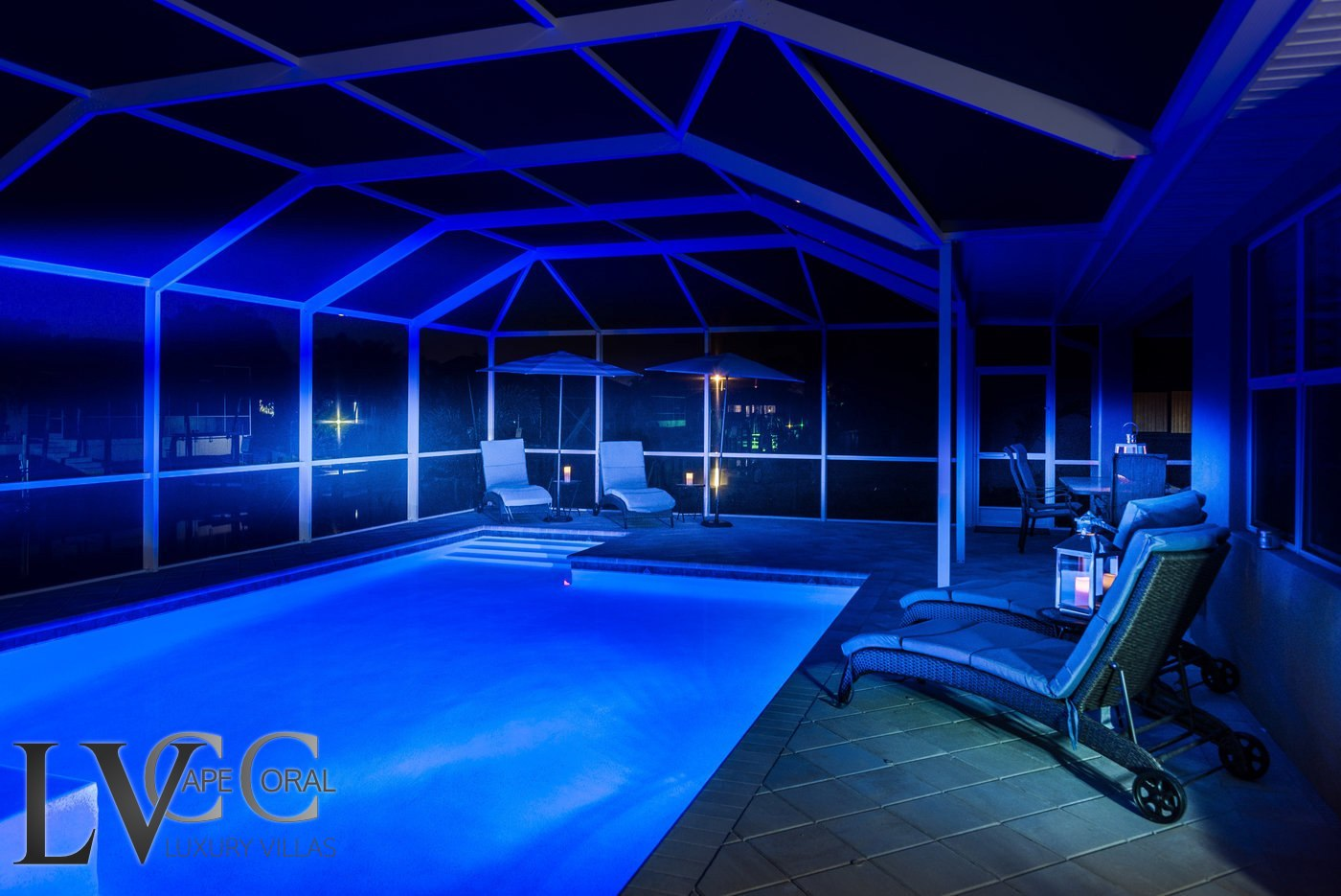 Pool in Cape Coral