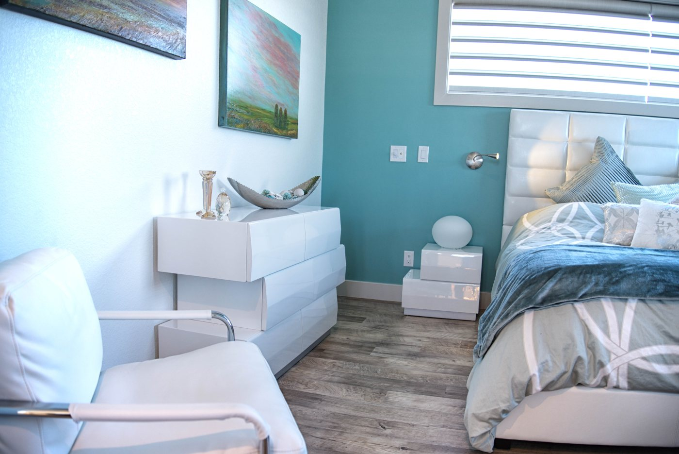 Guest bedroom in Cape Coral