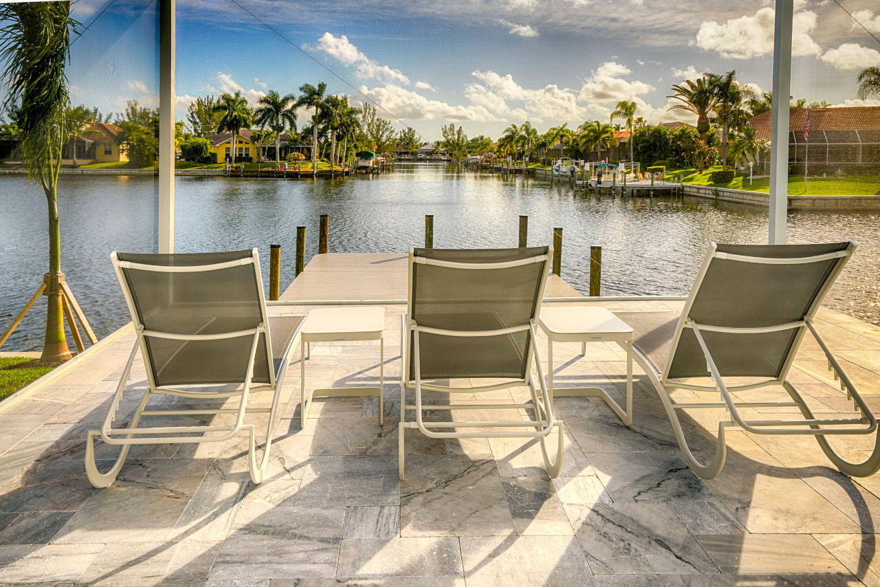 Your vacation home in Florida from LVCC Luxury Villas Cape Coral